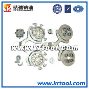 Professional High Precision Die Casting Aluminium Machinery Spare Parts Manufacturer pictures & photos