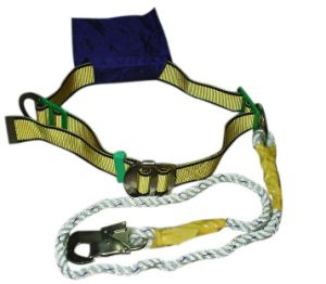 Falling Protection Safety Belt with Hook Dy003 pictures & photos