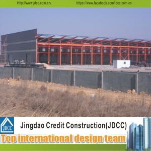 Easy Install Prefabricated Light Steel Structures pictures & photos