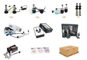 Factory Price 35W Car LED Headlight with Ce RoHS Certification pictures & photos