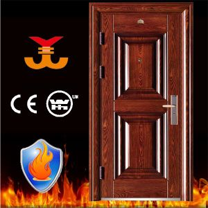 90mins Steel Apartment Fire Rated Door for Entrance pictures & photos