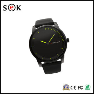IP68 35m Real Waterproof Bluetooth Quartz Smart Watch pictures & photos