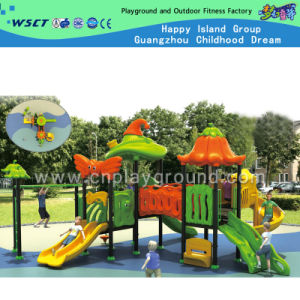 Playground, New Design Children Outdoor Playground on Stock (HC-5402) pictures & photos