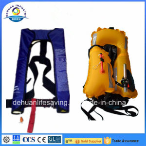 CE ISO Approval Inflatable Lifejacket / Inflatable Life Vest/Buoyancy Aid Pdf pictures & photos