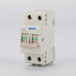 MW 100A Main Switch Circuit Breaker (MCB) pictures & photos