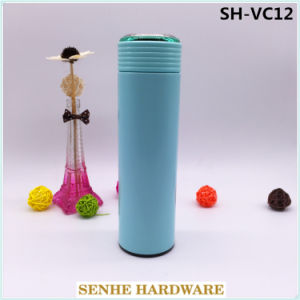 500ml Stainless Steel Vacuum Mug with Rubber Coating (SH-VC12) pictures & photos