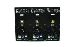 D1-800d 800W Single Channel Class-D Subwoofer Speaker Plate Amplifier with DSP; Built in Amplifier Module for Subwoofer Cabinet Box pictures & photos