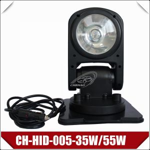 35W/55W IP67 HID Portable Searching Light with Remote Controller (CH-HID-005-35W/55W)