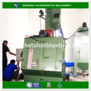 Crawler Type Shot Blasting Machine
