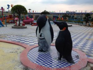 Penguin Icon, Aqua Park Equipment pictures & photos