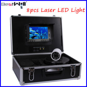 Underwater Camera with 7′′ Digital Screen Color CCD Sensor 7Q pictures & photos