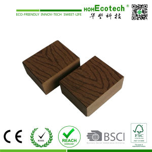 Wood Plastic Composite Decking (90S40-A) pictures & photos