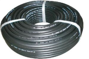 China Supplier Good Quality Smooth /Cloth Rubber Water Hose pictures & photos
