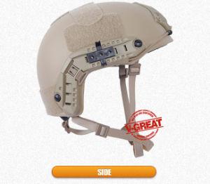 Nij Certified Fast Helmet Khaki Color pictures & photos