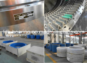 Deck / Ship Crane Three Row Roller Slewing Bearing Ring, Slewing Ring Bearing for Stacker and Reclaimers pictures & photos