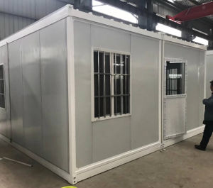 New Design Steel Structure Container House Folding Bed pictures & photos