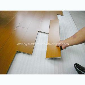 Waterproof Wood-Texture Stone Flooring / Wooden Grain Flooring pictures & photos