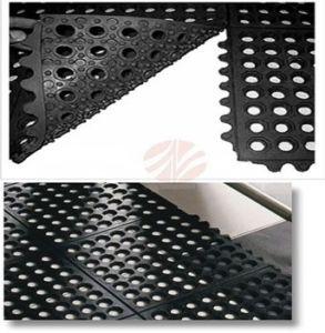 Interlocking Drainage Rubber Kitchen Mat, Kitchen Rubber Mat pictures & photos