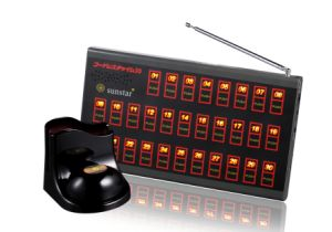 Wireless Waiter Call System (SK-300)