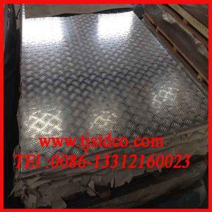 Alum Checkerd Plate (1060 5053 5754 6061) pictures & photos