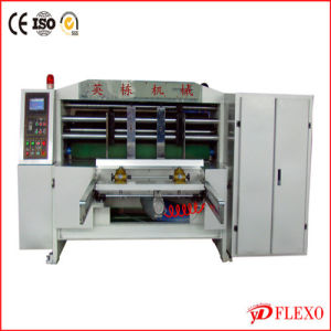 CE Approved Carton Printing Machine with Die Cutting (Yd flexo)