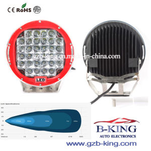 Waterproof 185watts LED Car/Truck Driving Light pictures & photos