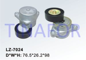 Belt Tensioner Pulley for Daewoo Opel 96349976 Vkm 60014