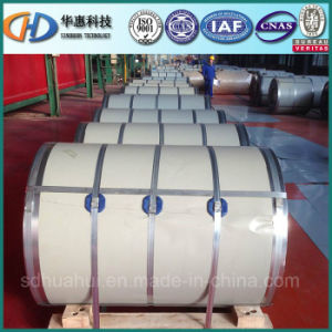 Cold Rolled Galvanized Gi Steel Sheet Coil with Ce pictures & photos