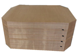 Compact Brown Kraft Paper Pallet Paper Slip Sheet for Push-and-Pull Machine pictures & photos