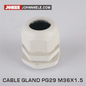 Watertight Cable Glands Nylon Cable Gland with CE pictures & photos