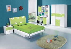 Kids Bedroom Furniture (JQC-9040A#)