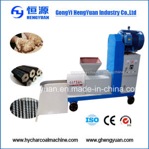 Factory Price Agricultural Wood Waste Briquette Prodution Line pictures & photos