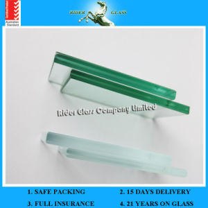 4mm Clear Float Glass with AS/NZS 2208 pictures & photos