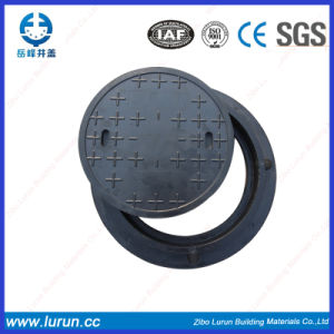 Round D400 Composite Manhole Cover pictures & photos