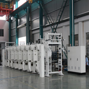 Baojun Rand High Speed 1-8 Color Rotogravure Printing Machine