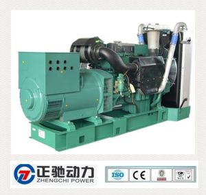 60Hz Volvo Power Diesel Generator with Best Quality