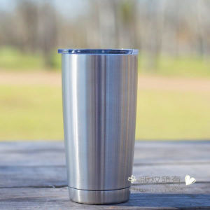 Stainless Steel Vacuum Cup Metal Cup Coffee Cup Gift Cup pictures & photos