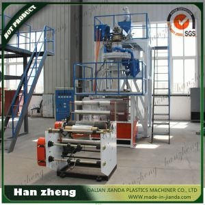 High Quality High Speed HDPE LDPE PP Polyethylene Plastic Film Blowing Machine SJXMP45-850 pictures & photos