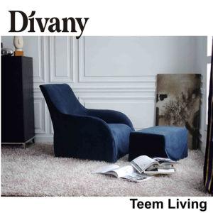 Divany Contemporary Sofas Wooden Sofa Set Designs D-33 pictures & photos