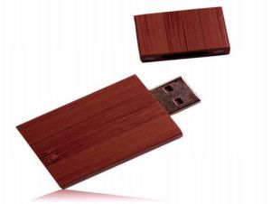 USB Memory Gift Wooden USB pictures & photos