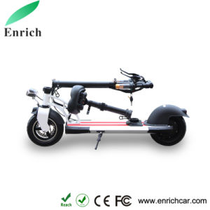 DC36V 400W Hot Folding Electronic Scooter pictures & photos