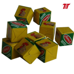 Seasoning Cube Seasoning Powder with High Quality and Good Price pictures & photos