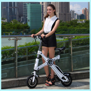 Brushless Lithium 36V 350W E-Bike, Low Price Electric Bike pictures & photos