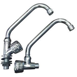 Single Handle Sink Faucet (TP-1095) pictures & photos