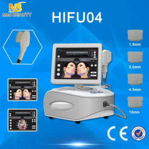High Intensity Focused Ultrasound Skin Care Beauty Equipment -Hifu04 pictures & photos