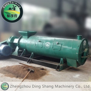 Organic Fertilizer Stirring Gear Granulator Dsjx-60