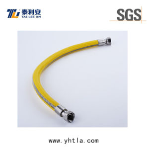 High Pressure Flexible Natural Gas Pipe (L1009-BW) pictures & photos