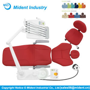 Manufacture Electric Clinic Dental Chair Unit pictures & photos