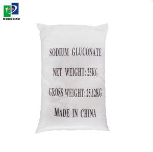 Factory Supply 98% Concrete Retarder Sodium Gluconate