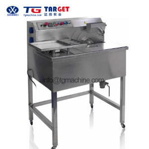 Hot Sale Manual Chocolate Moulding Machine pictures & photos